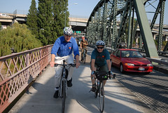 Blumenauer fundraiser ride-shindig-5