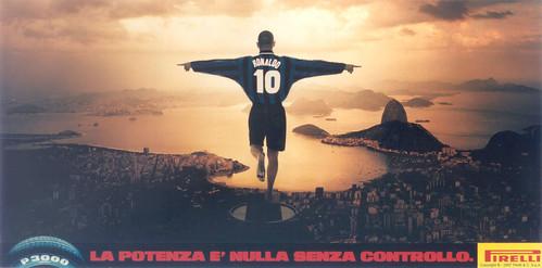 ronaldo brazil 1998. Pirelli amp; Ronaldo (1998)