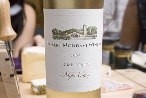 Michael Mondavi Fume Blanc 2007