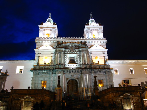 Charming Quito and Otavalo