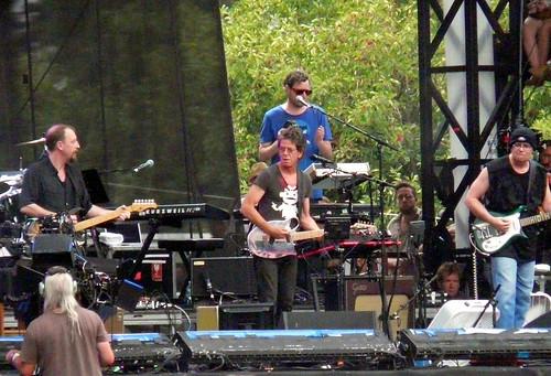 Lollapalooza 2009 - Lou Reed