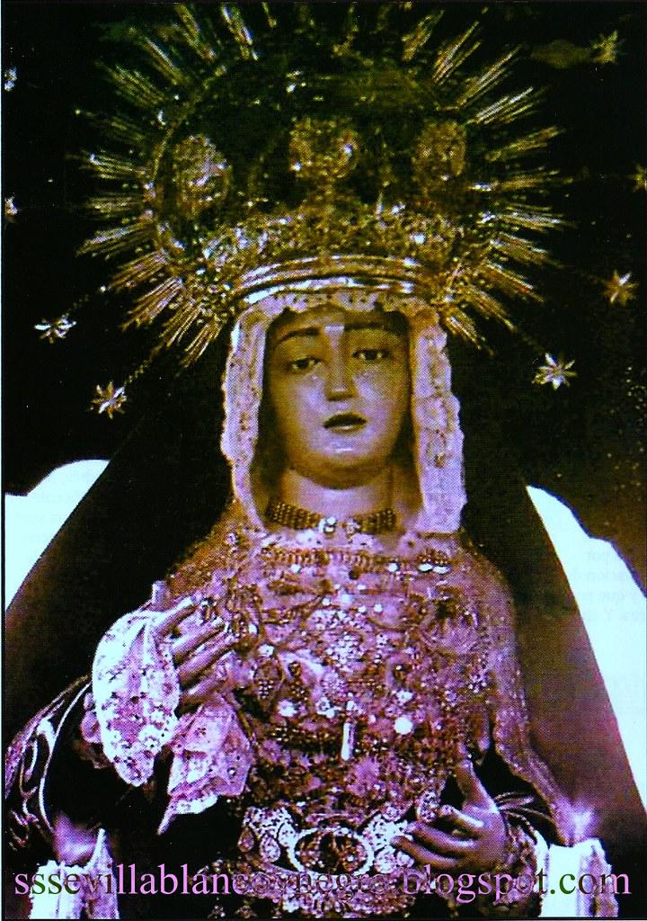 Nuestra Señora de la Esperanza de Triana en el siglo XIX
