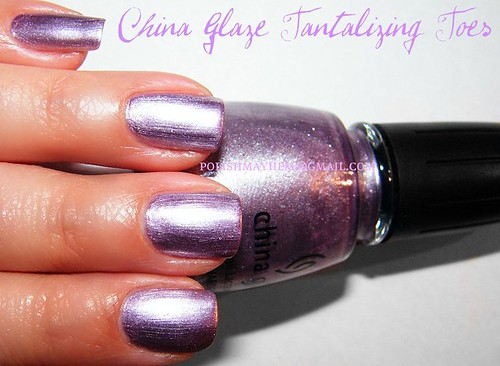 China Glaze Tantalizing Toes