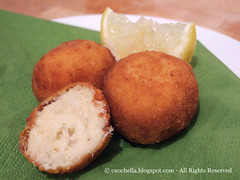 Crocchette di baccalà e patate