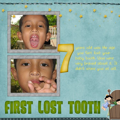 lost*tooth