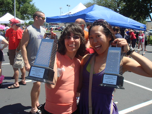 Renee, Candy & Cheese Graters