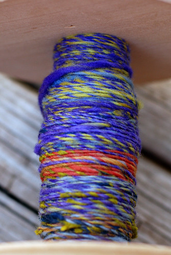 handspun yarn 091