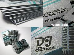 Carte_de_visite_metal_limaille_de_fer (macarte2visite.com) Tags: metal de visite fer carte limaille