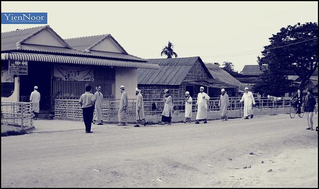 Stung Thmey village