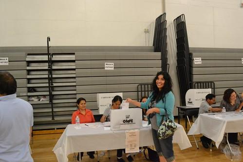 Peruvian Election June 2011