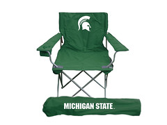 Michigan State TailGate Folding Camping Chair