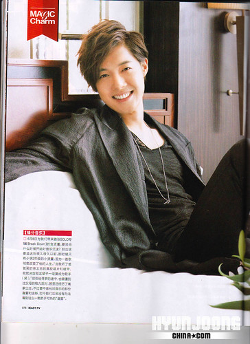 Kim Hyun Joong Easy Magazine Issue No. 61