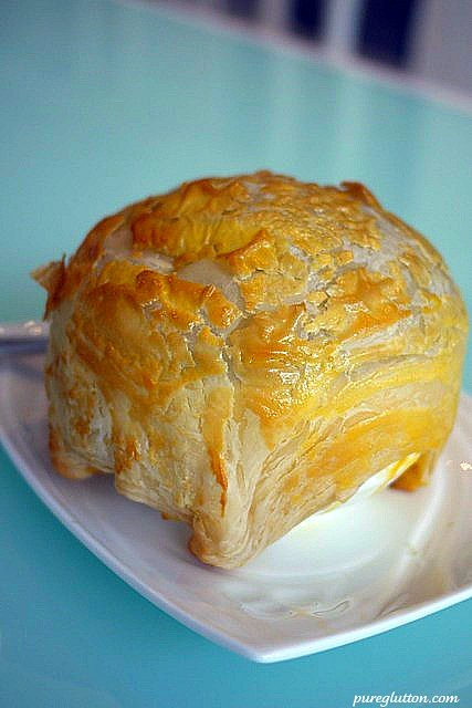 soup pastry