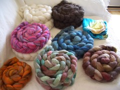 My Fibre Stash!