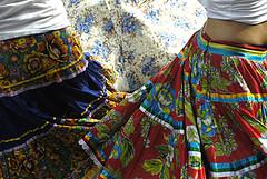 Maracatu (Brbara Porto) Tags: carnaval maracatu bloco riomaracatu saias