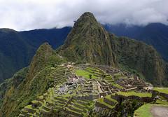 Machu Picchu Overview (Mondmann) Tags: city mountains tourism peru archaeology andes civilization machupicchu incas nikond60