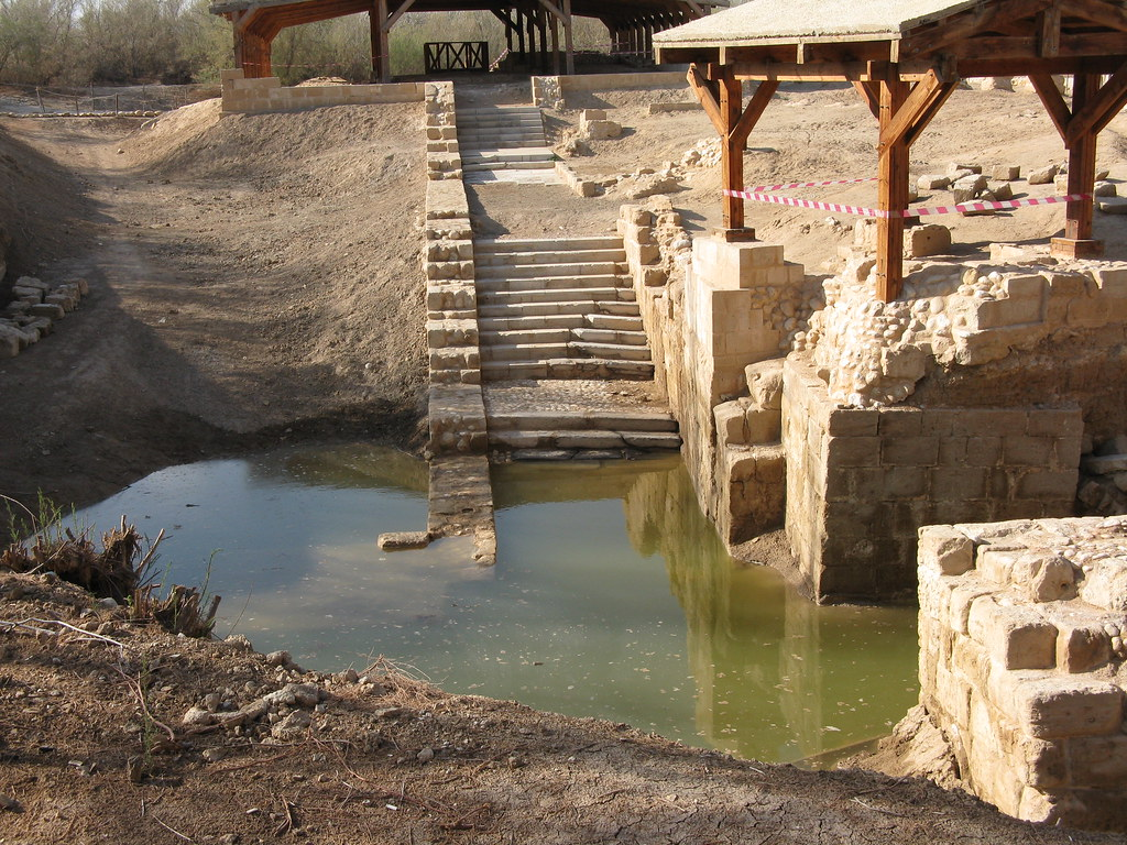 The Baptismal Site (Bethany beyond the Jordan)