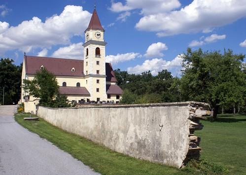 Kirche von Röhrenbach