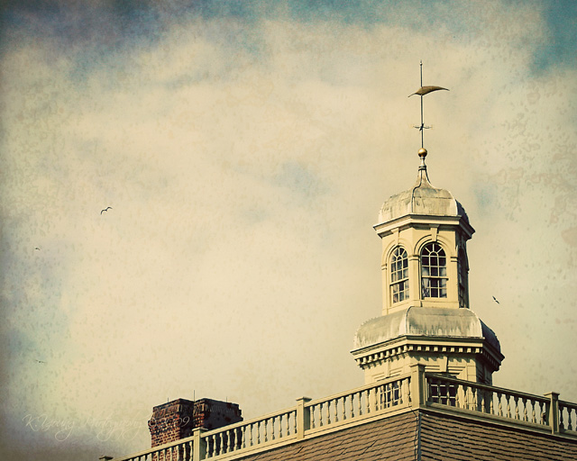 School cupola