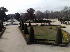 Madrid - Parque del Retiro