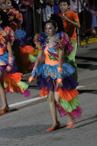 Carnaval Coatza 2009 Bailarina