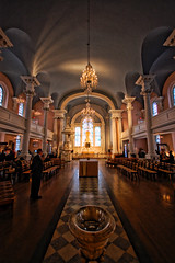 St Paul\'s chapel New York City........WTC site