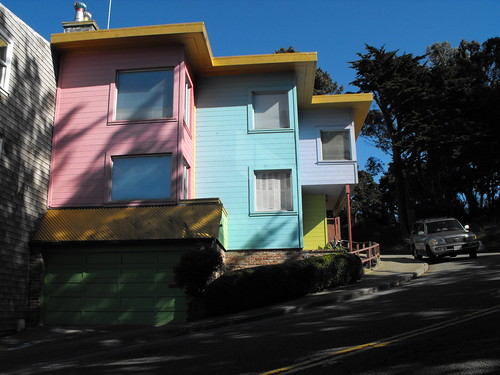 Architecture Of The Outer Sunset.2