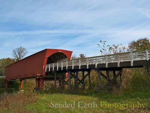 fifth in series of Bridges of Madison County