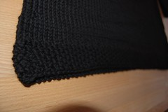 Black Textured Tunic4