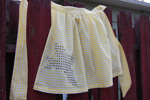 Apron for Julia
