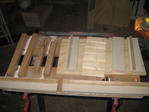 doll bed construction
