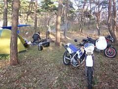 Camp touring