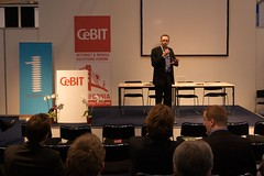 E20 CeBIT 2009 Meet'n'Greet _