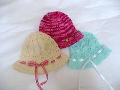 Eva's hats ...