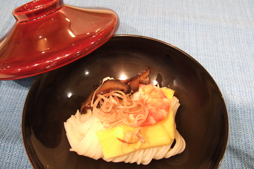Seika no Tenshin (summer cha-kaiseki july): cooking lesson