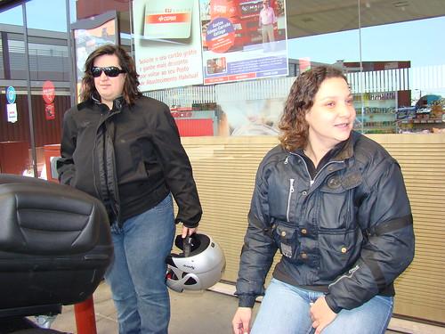 Márcia e Sónia
