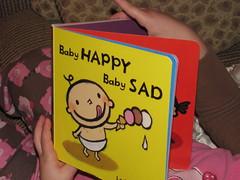 Sofia Reading a book...