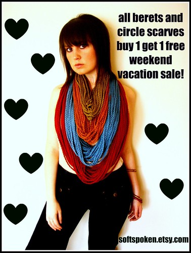 WEEKEND VACATION SALE!