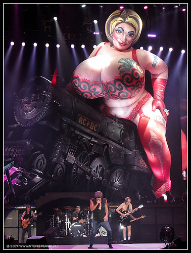 Whole lotta Rosie: AC/DC