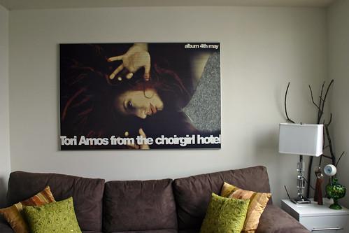 Tori Amos framing