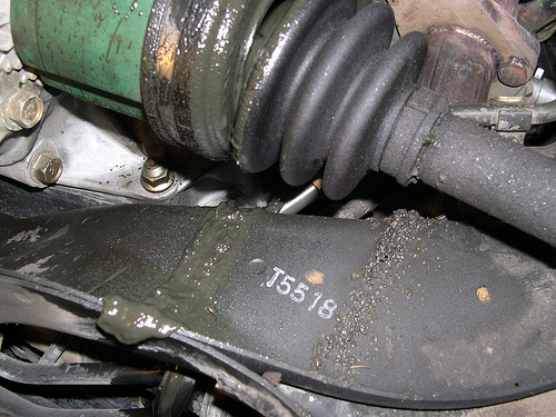 Cv Axle Replacement Cost >> How To: Replace/Rebuild torn CV boot and/or Axle - Subaru ...