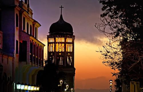 Serena, la bella. Chile. Iglesia Santo Domingo. by Bracani....Antonio.