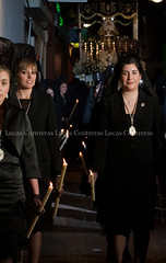 Procesin Virgen de los Dolores en Bailn (Lucas Bailn) Tags: flash semanasanta jan canond30 bailn strobist lucascontreras