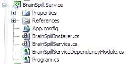 BrainSpill.Service