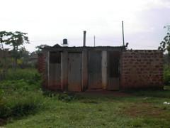 Pabbo Outhouse (MaishaElonai) Tags: refugee uganda pabo idp pabbo