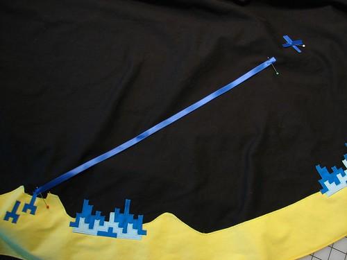Missile Command Skirt 16