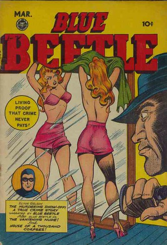 Blue Beetle 54 (Fox, mar 1948)