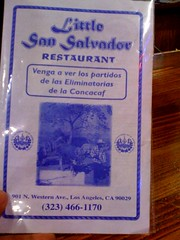 Little San Salvador Restaurant