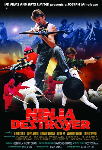 Ninja Destroyer
