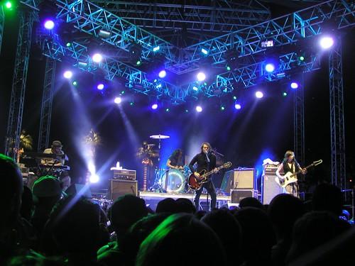 Silversun Pickups @ Coachella 2009